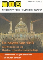 De belofte van 1913, Electriciteit op de…