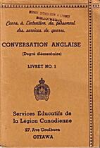Conversation anglaise (degré élémentaire)…