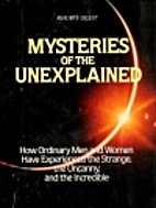Mysteries of the Unexplained by Carroll C.…