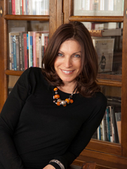 Author photo. Linda Holeman - Photo: Randall Freeman