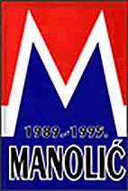 Manolić 1989.-1995. by Josip Manolić