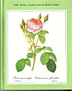 The Avon Calendar of Roses 1983 by Ariel…