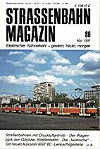Strassenbahn Magazin n°80 by Martin Pabst