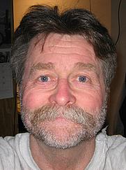 Author photo. Courtesy of Terry Davis.