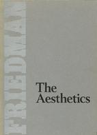 The aesthetics by Ken Friedman