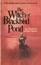 The Witch of Blackbird Pond by Elizabeth…