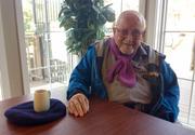 Author photo. Emeritus Prof. William A. Weber