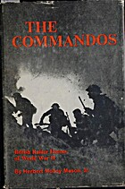 Commandos by Jr Herbert Molloy Mason