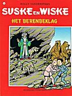 Het berenbeklag by Willy Vandersteen
