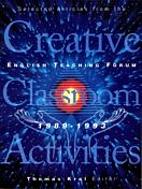 Creative Classroom Activities: Selected…