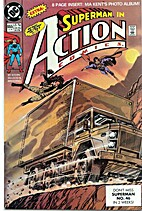 Action Comics # 655 by Roger Stern