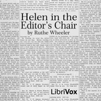 Helen in the Editors Chair by Ruthe S.…