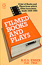 Filmed Books and Plays: A List of Books and…