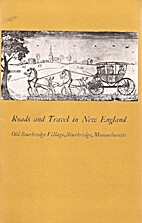 Roads and travel in New England, 1790-1840…