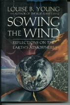 Sowing the Wind: Reflections on the Earth's…