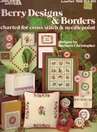 Berry designs & borders: Charted for cross…