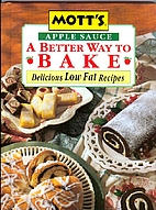 Mott's apple sauce a better way to bake:…