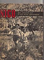 Nico, het jongetje dat in een hond…