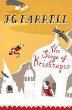 The Siege of Krishnapur by J. G. Farrell