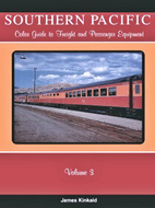 Southern Pacific Color Guide to Freight and…