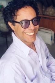 Author photo. E. Alexander Scianna, author, poet, painter
