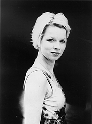Author photo. Ulla Montan