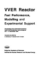VVER Reactor Fuel Performance, Modelling and…