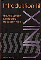 Introduktion til UNIX by Knud Jørgen…