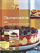 Cheesecakes - cake ... maar dan net even…