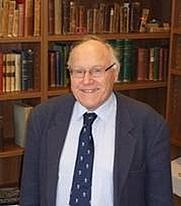 Author photo. William St. Clair [credit: School of Advanced Study, University of London]