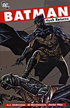 Hush returns Vol.1. by AJ Lieberman
