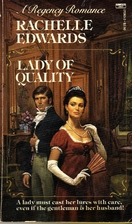 LADY OF QUALITY by Rachelle Edwards