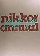 Nikkor Annual 1978-79 by Nikkor Club