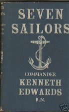 Seven sailors by Kenneth Edwards
