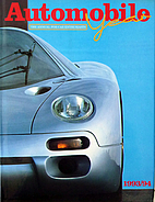 AUTOMOBILE YEAR 1993/94 by J R Piccard