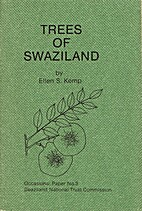 Trees of Swaziland/Occasional paper no. 3,…