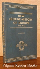 New outline-history of Europe, 1815-1945…