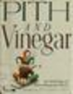 Pith & vinegar;: An anthology of short…
