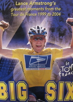 Big Six Lance Armstrong's greatest moments…