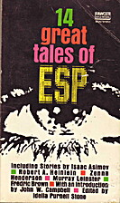 14 Great Tales of ESP by Idella Purnell…