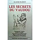 Les secrets du vaudou by Claude Planson