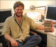 Author photo. Harvard University Gazette