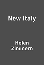 New Italy by Helen Zimmern