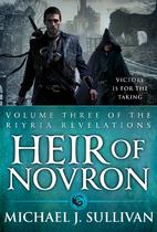 Heir of Novron by Michael J. Sullivan