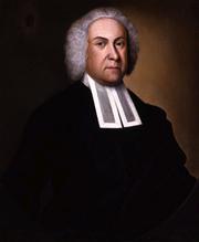 Author photo. public domain Portrait by Joseph Badger ca.1750