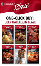 One-Click Buy: July 2008 Harlequin Blaze…