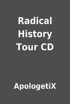Radical History Tour CD by ApologetiX