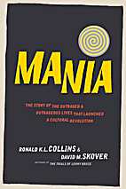 Mania by Ronald K.L. Collins