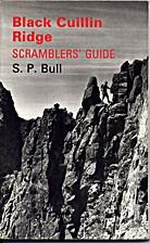Black Cuillin Ridge Scramblers' Guide by…