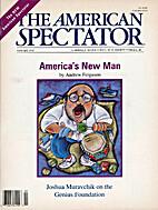 The American spectator